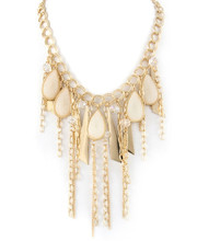 Necklace N 1963 GLD IVY