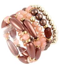 Bracelet  B 14594 GLD BRN