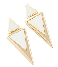 Earrings  E 415 GLD IVY