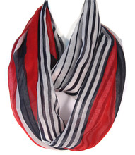 Scarf  S 3328-3 RED