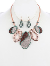 NECKLACE AND EARRING SET 125546
