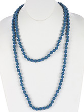 Necklace  BON99126BLU