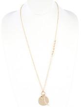 Necklace  BON5213GDGOD
