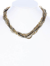 Necklace  AZN22012GDMLT