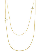 Necklace  MMN13515GDCLR