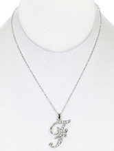 Necklace  SNN99536RDCLR