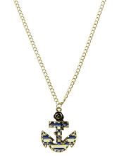 Necklace  MMN12962RDBLU