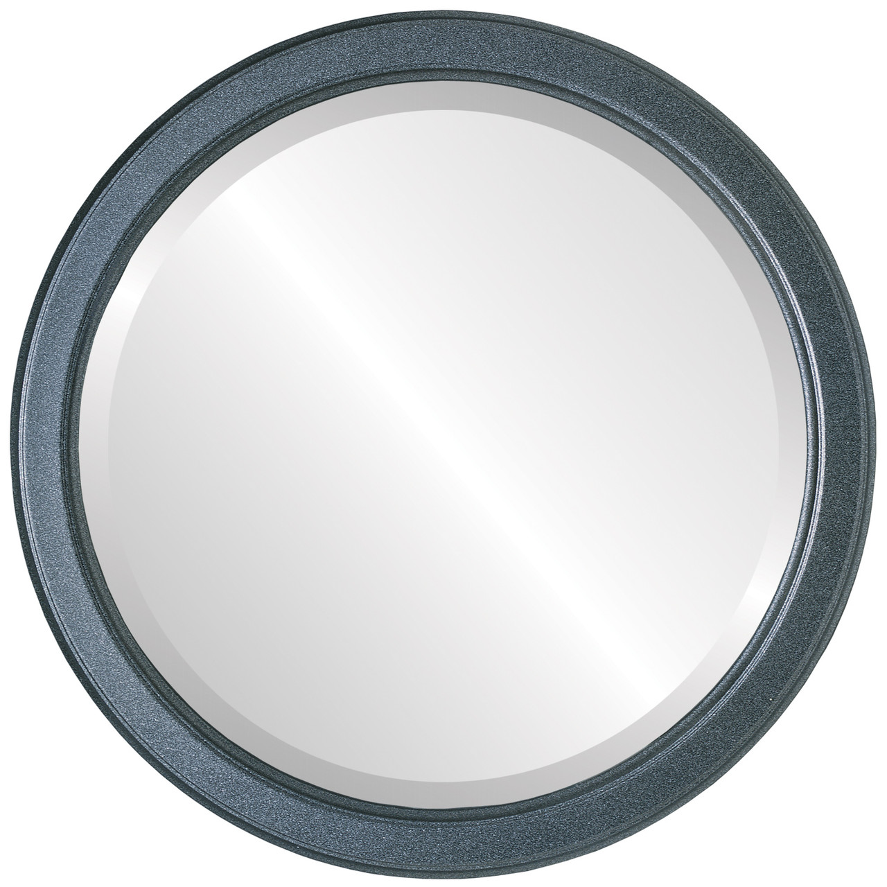 Contemporary Silver Round Mirrors From 97 Free Shipping