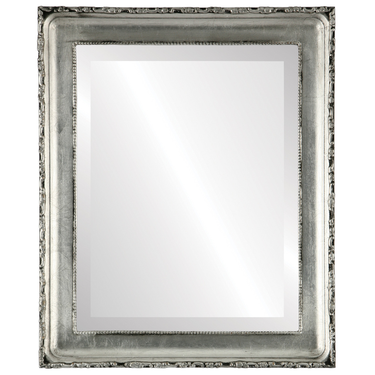 Antique Silver Rectangle Mirrors from $164   Free Shipping