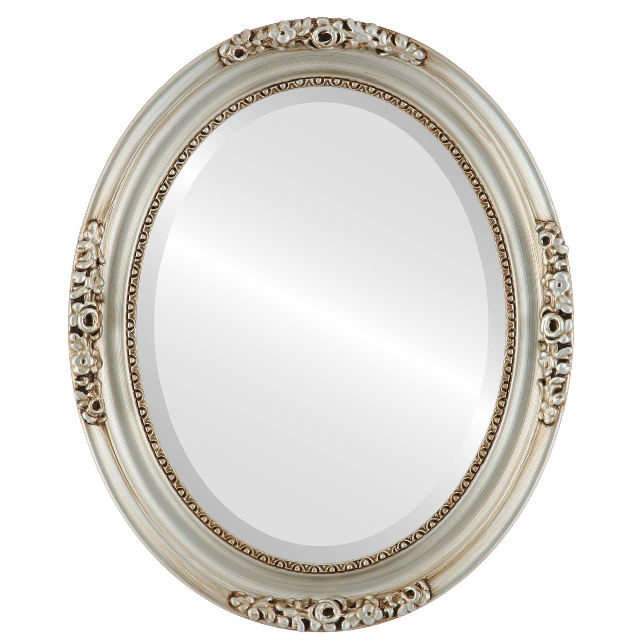 Vintage Silver Oval Mirrors From 146 Free Shipping