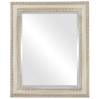 Beveled Mirror - Dorset Rectangle Frame - Taupe