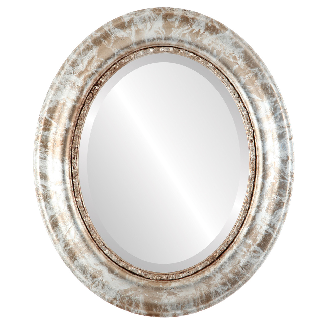 Vintage Silver Oval Mirrors From 177 Free Shipping