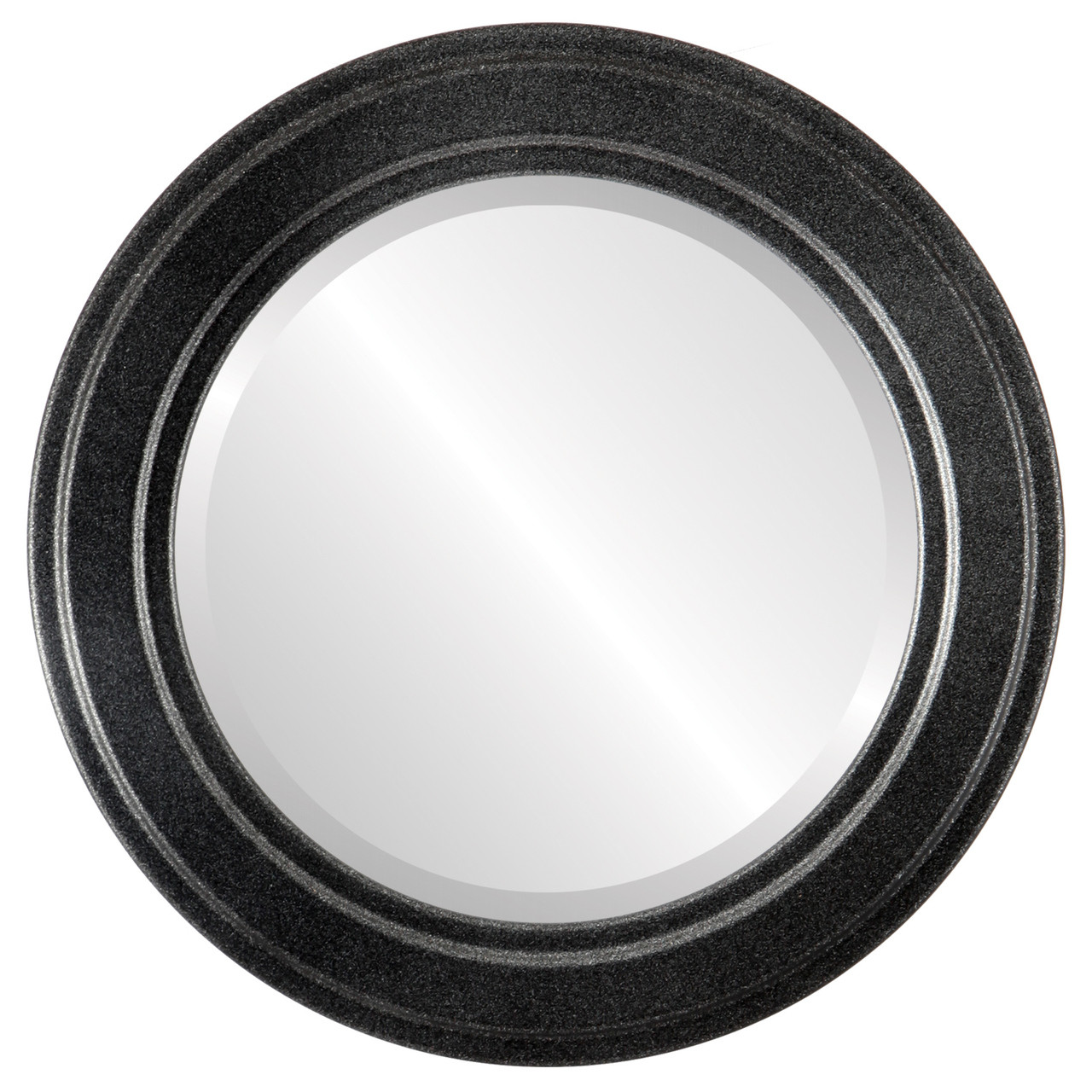 Contemporary Silver Round Mirrors From 111 Free Shipping