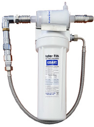 CD500B Bacterial-Retentive In-Line Water Filter System