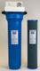 CDPSJ200 Jumbo High Capacity Water Filter System + CDFB5W20 Fibron Cartridge