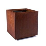 Corten Cube