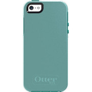 OtterBox Symmetry Case iPhone 5/5S/SE - Light Teal/Dark Teal