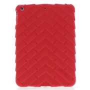 Gumdrop Bounce Skin Case iPad Air - Red