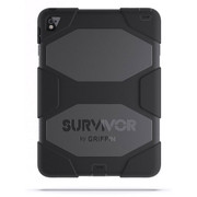 "Griffin Survivor All Terrain Case iPad Air 2/Pro 9.7"" - Black"