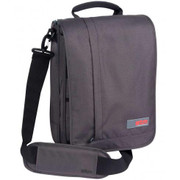 "STM Alley Air 13"" Laptop Shoulder Bag - Carbon"