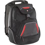 "Targus 15.6"" Repel Backpack - Black/Red/Grey"