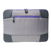 "Targus 12.1"" Bex II Sleeve - Grey/Purple"