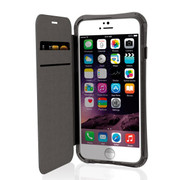 EFM Miami Wallet Case iPhone 6+/6S+ Plus - Jet Black