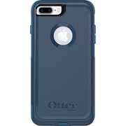 OtterBox Commuter Case iPhone 7+ Plus - Blazer Blue/Sea Blue