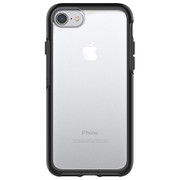 OtterBox Symmetry Clear Case iPhone 7 - Black Crystal