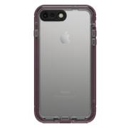 LifeProof NUUD Case iPhone 7+ Plus - Wild Berry/Deep Plum Purple/Clear