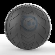 Sphero Turbo Cover - Carbon