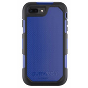 Griffin Survivor Summit Case iPhone 7+ Plus - Black/Blue