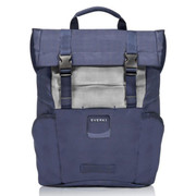 "Everki 15.6"" ContemPRO Roll Top Backpack - Navy"