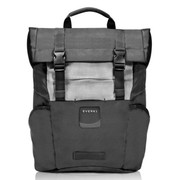 "Everki 15.6"" ContemPRO Roll Top Backpack - Black"