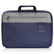 "Everki 15.6"" ContemPRO Sleeve with Memory Foam - Navy"