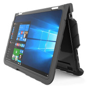 "Gumdrop Drop Tech Case Dell Latitude/Chromebook 3189 11"" - Black"