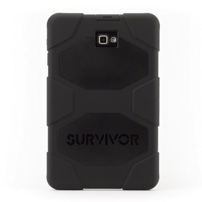 "Griffin Survivor All Terrain Case Samsung Galaxy Tab A 10.1"" - Black"