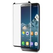 EFM Curved Tempered Glass Screen Armour Samsung Galaxy S8+ Plus - Black Frame