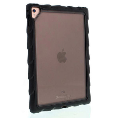 "Gumdrop Drop Tech Clear Case iPad 9.7""(2017) - Black"