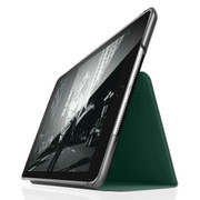 "STM Studio Case iPad 9.7""(2017)/Pro 9.7""/Air 2/Air - Dark Green/Smoke"
