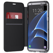 Griffin Survivor Wallet Case Samsung Galaxy S8 - Clear
