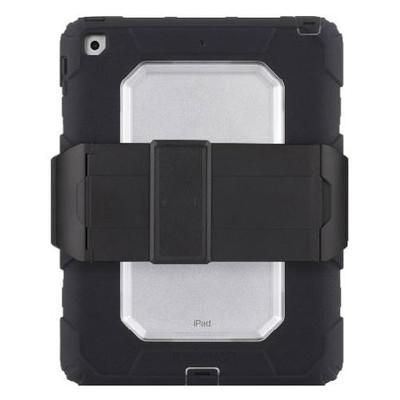 "Griffin Survivor All Terrain Case iPad 9.7""(2017) - Black/Clear"