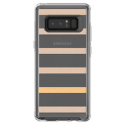 OtterBox Symmetry Clear Case Samsung Galaxy Note 8 - Inside the lines