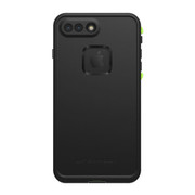 LifeProof FRE Case iPhone 8+/7+ Plus - Black/Lime