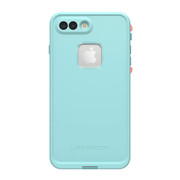 LifeProof FRE Case iPhone 8+/7+ Plus - Blue/Coral/Mandalay Bay