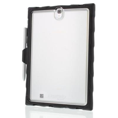 Gumdrop Drop Tech Clear Case Samsung Galaxy Tab S3 - Black/Smoke