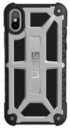 UAG Monarch Case iPhone X/Xs - Platinum