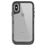 OtterBox Pursuit Case iPhone X - Black/Clear