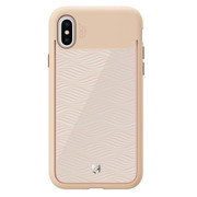 EFM Aspen Impress Case Armour iPhone X - Gold