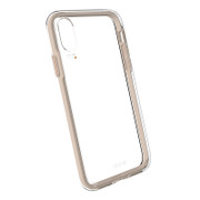 EFM Aspen D3O Case Armour iPhone X/Xs - Clear/Gold